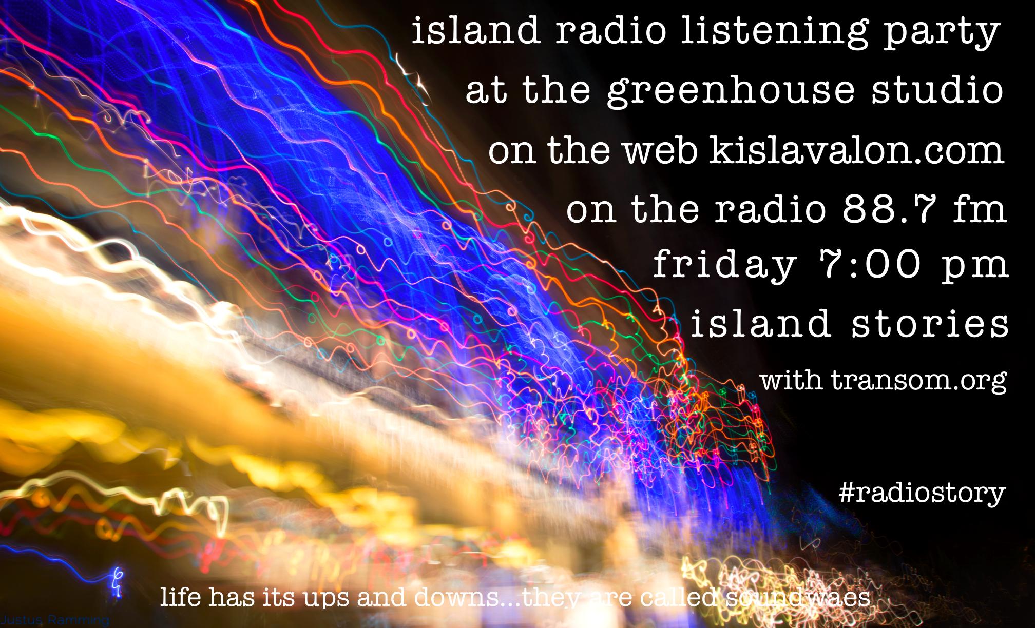 listening party 14 full bleed